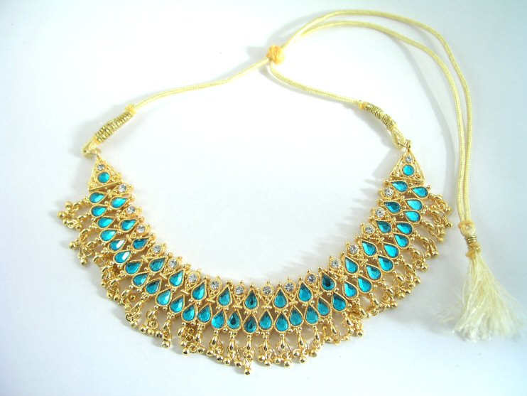4pcs of Bellydance Jewelry Necklace Choker